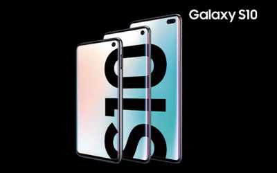 Get the Galaxy S10 family starting at $0 with the new Upfront Edge program.
